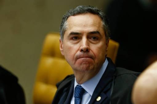 O ministro Luís Roberto Barroso, que pediu investigação sobre vazamento de dados para Temer