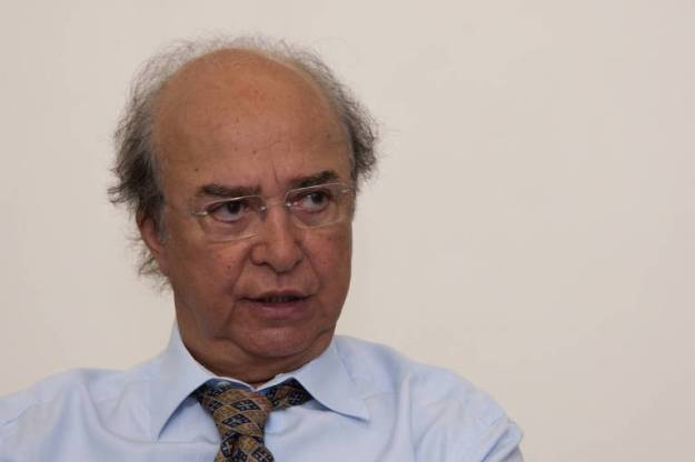 J. Hawilla durante palestra em São Paulo