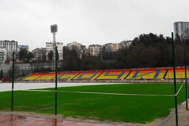 Centro de treinamento da seleção brasileira de futebol para a Copa do Mundo de 2018, em Sochi, na Rússia