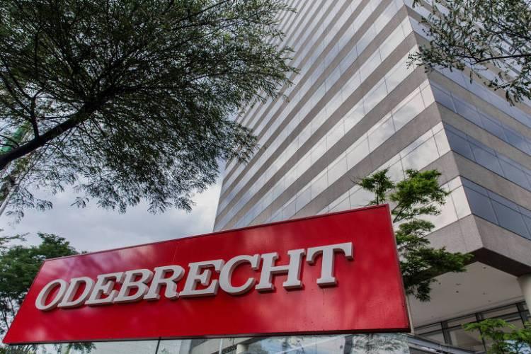 Fachada da sede da Odebrecht, na zona oeste de São Paulo
