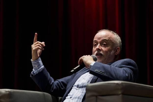 O procurador regional da República, Carlos Fernando dos Santos Lima, em seminário realizado em São Paulo