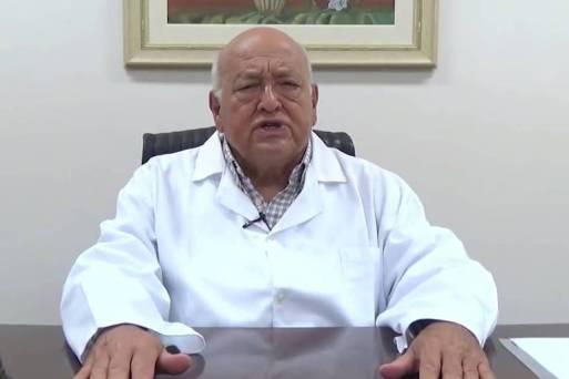 O médium Maury Rodrigues da Cruz, diretor da Sociedade Brasileira de Estudos Espíritas (SBEE)