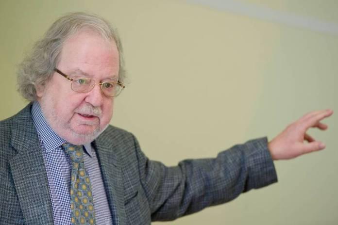 James P Allison, um dos laureados com o Nobel de Medicina