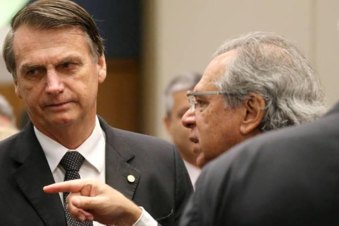Em 2018, Paulo Guedes tornou-se guru econômico do candidato do PSL à Presidência, Jair Bolsonaro. Por ter todas as respostas para a economia em um eventual governo do presidenciável, Guedes ganhou o apelido de 'Posto Ipiranga' -