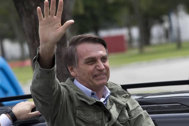 Jair Bolsonaro - presidente eleito