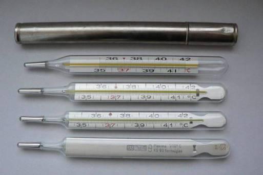 Termômetro e medidor de pressão com mercúrio serão proibidos em 2019