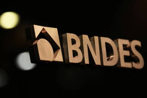 Logo do BNDES no Rio de Janeiro