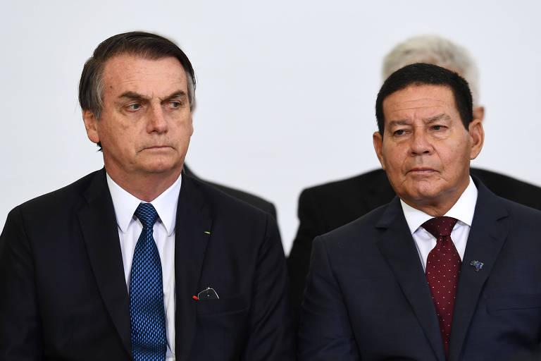 15560588805cbf9300b5b3a 1556058880 3x2 md - Mourão está fazendo um excelente contraponto às temeridades de Bolsonaro - PorHélio Schwartsman