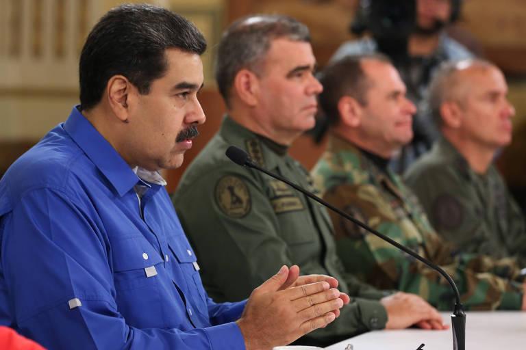 15566826405cc91790a0d07 1556682640 3x2 md - Maduro declara vitória sobre 'golpistas' após dia de protestos na Venezuela