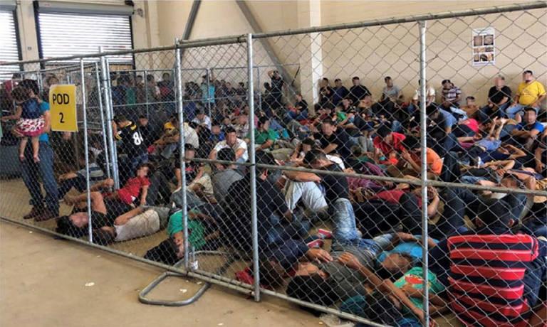 15621062735d1bd9a1ca8fe 1562106273 3x2 md - Trump sugere que soldados atirem em imigrantes para solucionar problemas