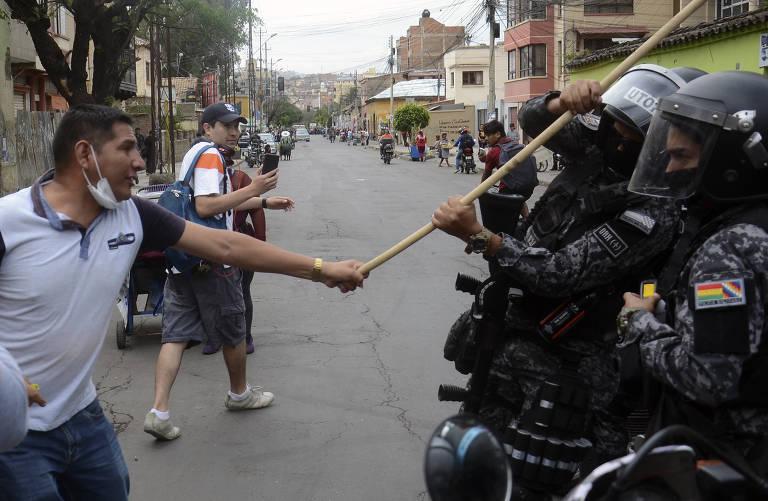 15731478635dc454d7ef401 1573147863 3x2 md - Evo Morales recua e anuncia novas eleições na Bolívia