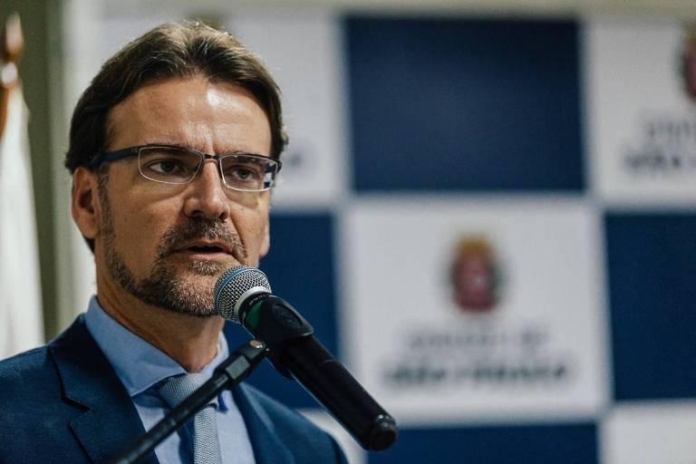 Controlador Gustavo Ungaro, que aumentou o uso da Lei Anticorrupção