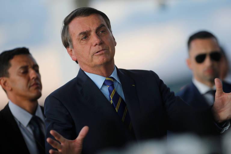 15856937275e83c41fdd7ad 1585693727 3x2 md - No Dia da Mentira, veja frases ditas por Bolsonaro desde a posse