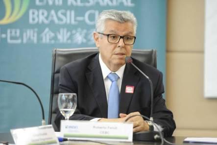 Roberto Fendt no Centro Brasileiro de Relações Internacionais