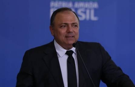 Pazuello disse também que o país alcançou estabilidade de casos de Covid-19, mas que a solução definitiva só virá com a vacina