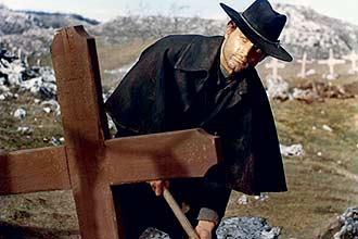 Viva Django, 1968. Terence Hill é o cara