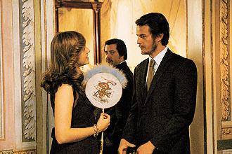 """Cena do longa """"Singularidades de uma Rapariga Loura"""", dirigido pelo português Manoel de Oliveira, que está em cartaz no Cine Olido"""