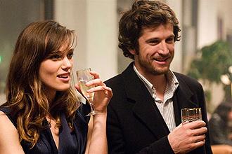 """Filme """"Apenas uma Noite"""", com Keira Knightley e Guillaume Canet (foto), mostra dúvidas de um casal que fica um dia separado"""