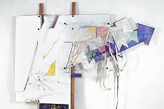"""Obra """"São Sebastião (Marighella)"""" (foto) está em cartaz no MAC, dentro da mostra """"Um Dia Terá que Ter Terminado - 1969/74"""""""
