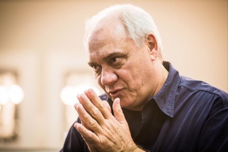 """O apresentador do programa """"Cidade Alerta"""" Marcelo Rezende"""