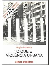 Livro analisa as precárias condições de segurança nas cidades