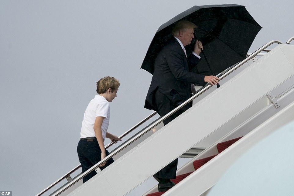 Donald Trump,Tổng thống Mỹ,Mar-a-Lago,khu nghỉ dưỡng,châu Phi