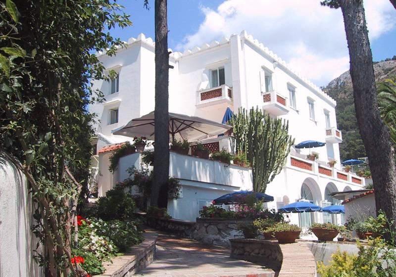 hotel casa caprile anacapri isla de capri