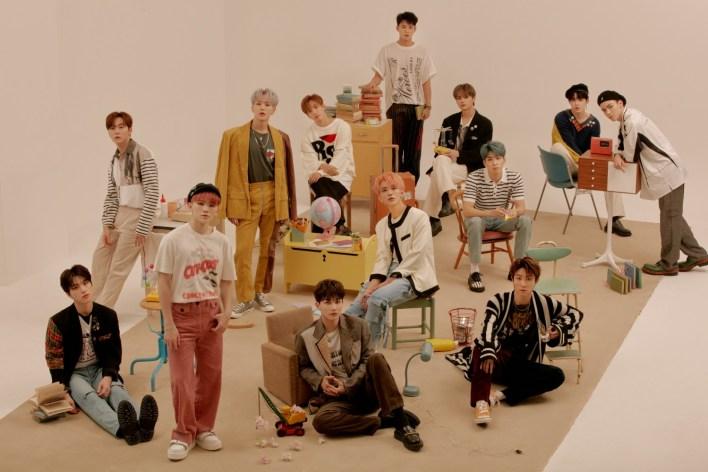 K-POP/J-POP] SEVENTEEN เตรียมปล่อยซิงเกิ้ลญี่ปุ่น 「舞い落ちる ...