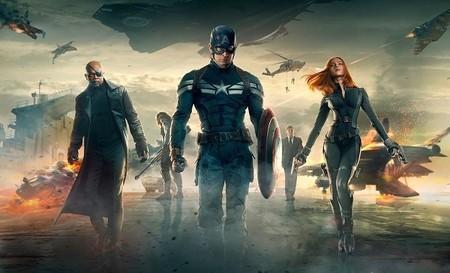 10. CAPITÁN AMÉRICA: EL SOLDADO DE INVIERNO. La cinta estrenada en marzo de 2014 trae de regreso como protagonista a Steve Rogers. En esta película se conoce que existe una conspiración dentro de S.H.I.E.L.D., lo que hace que Capitán América no sepa en quién confiar y deba desentrañar los tentáculos de H.Y.D.R.A. dentro de la organización.