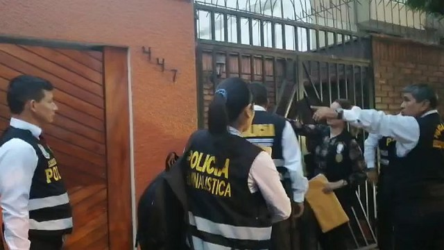 Las autoridades desbarataron a la organización criminal 'Los Topos del Frío' en un megaoperativo contra la minería ilegal.