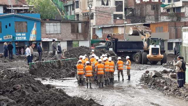 El Coerha recomendado a las empresas de transporte interprovincial que tienen como destino Cusco, Puno y Caylloma a suspender los viajes.