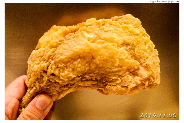 [台北101] Dicos 德克士脆皮炸雞 | 適合東方人口味, 來自對岸的前三大西式速食店