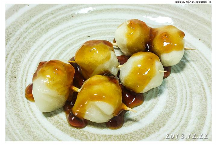[小薛食譜] 日式醬油丸子串