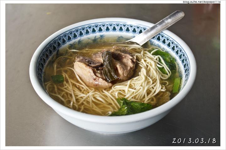 [宜蘭市區] 十六崁 | 瓜仔雞麵, 意麵, 炸醬麵
