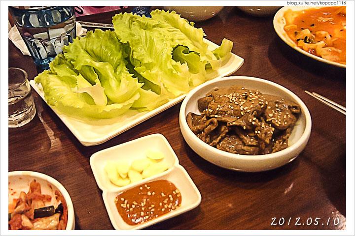 [花蓮市區] 韓舍韓式料理