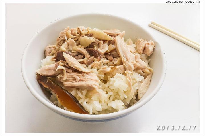 [花蓮市區] 建國路火雞肉飯