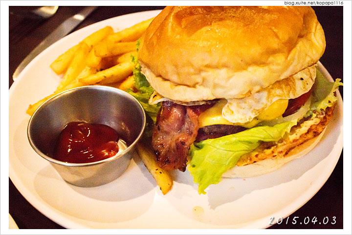 [花蓮市區] Boom Burger 美式漢堡