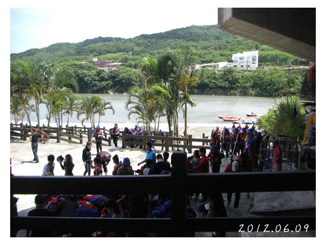 [花蓮瑞穗] 秀姑巒溪泛舟 | 推薦心得介紹, 來看看小薛花蓮泛舟的歷程吧!