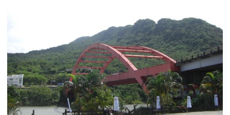 [花蓮豐濱] 長虹橋 | 秀姑巒溪泛舟的終點