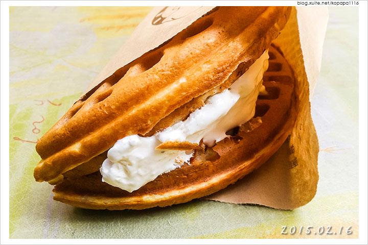 [宜蘭羅東] 迪迪美式鬆餅屋