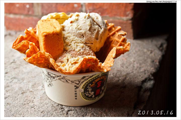 [台中中區] 宮原眼科 Miyahara | 冰淇淋, 巧克力, 珍珠奶茶