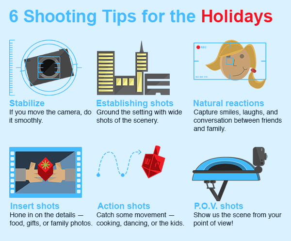 Six tips for shooting great holiday videos - Vimeo Blog