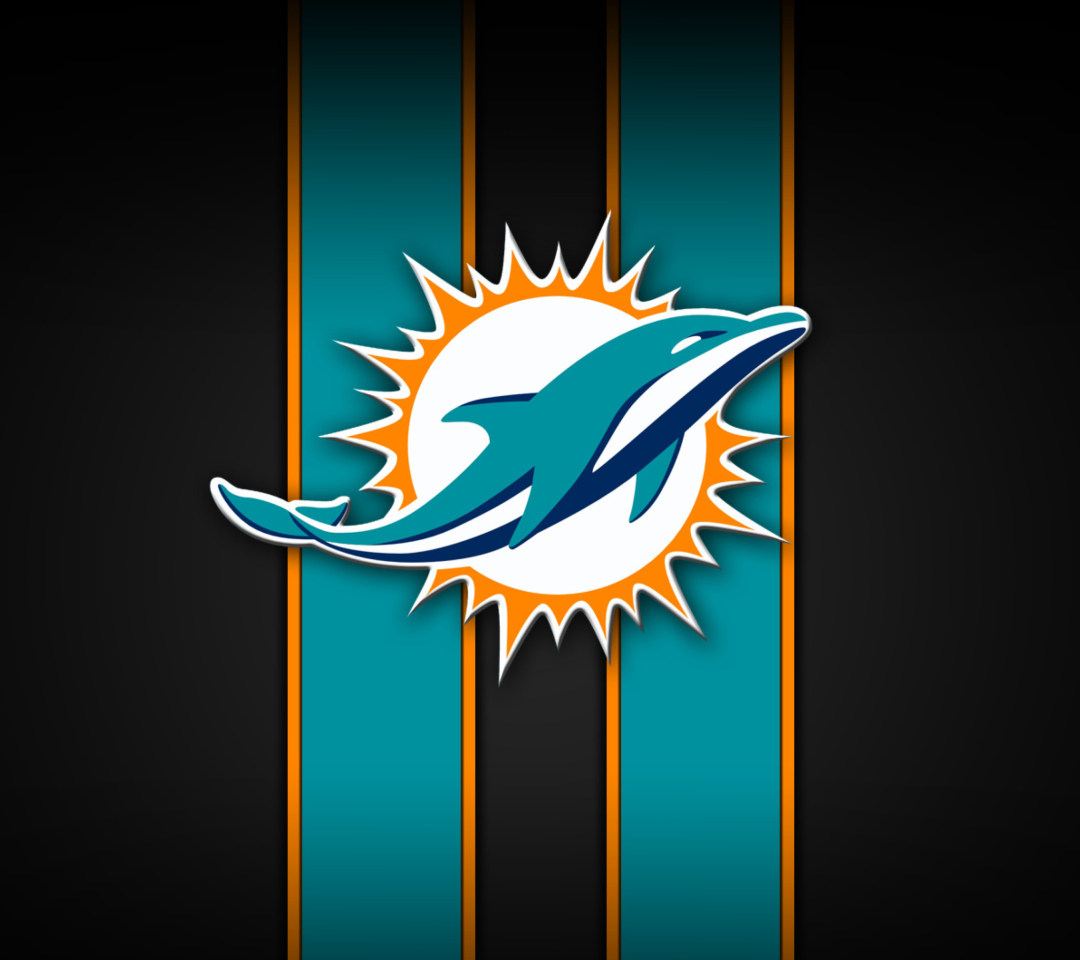 Miami Dolphins Wallpaper For 1080x960