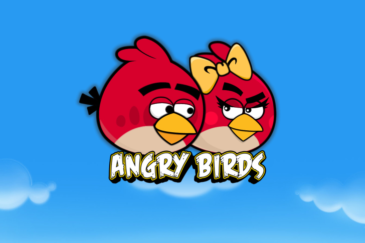 Angry Birds Love Wallpaper For Android IPhone And IPad