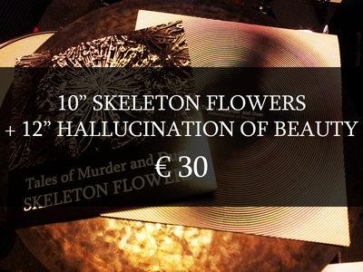 Skeleton Flowers 10