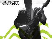 Goat Live - Double Black Vinyl