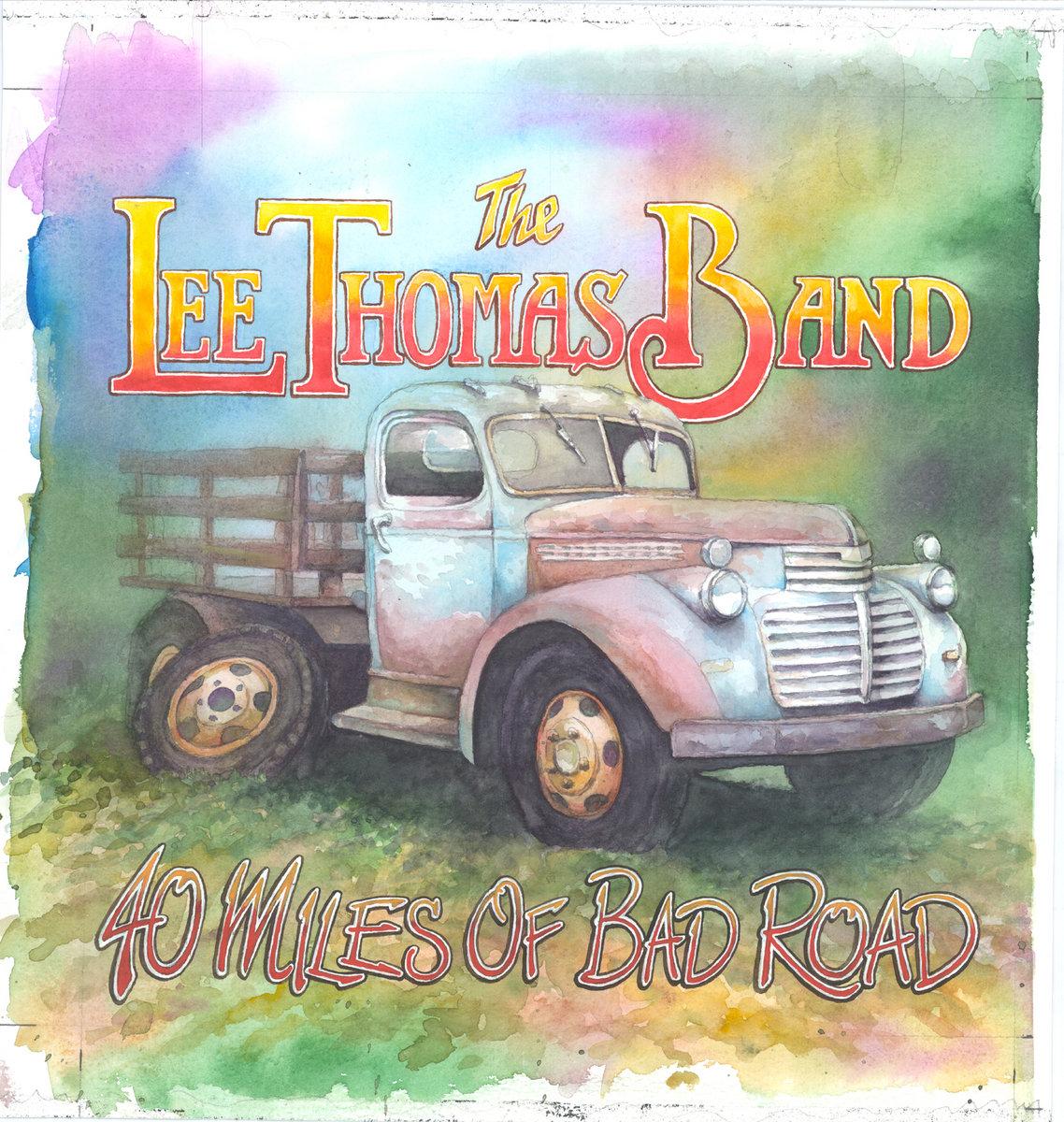 lee thomas band