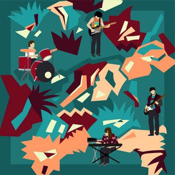 La música y las cosas (2012) cover art