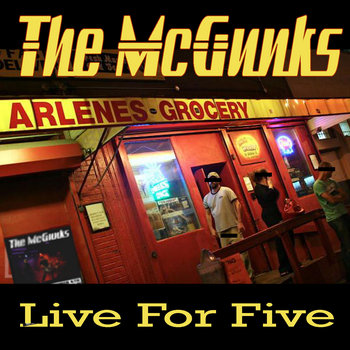 Live for Five cover art