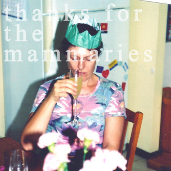 Thanks for the mammaries cover art